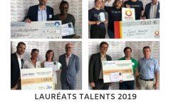 Lauréats du Concours Régional TALENTS – Mardi 25 Juin 2019