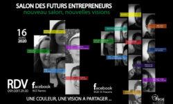Salon VIRTUEL des FUTURS ENTREPRENEURS
