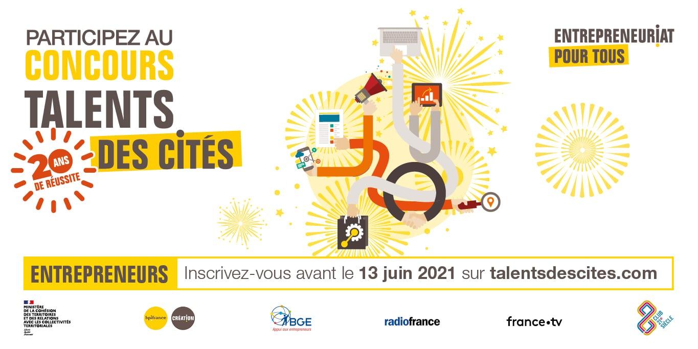 Concours Talents des Cités