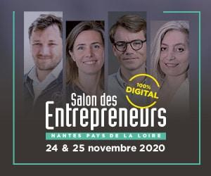 BGE au Salon des Entrepreneurs de Nantes 2020