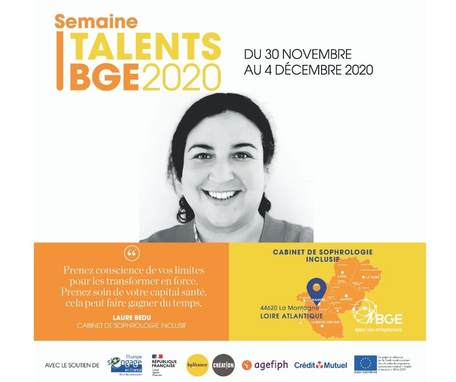 Laure BEDU – Semaine Talents 2020