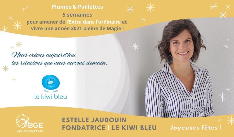 Estelle JAUDOUIN | le kiwi bleu