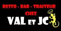 Logo restaurant Chez Val et JC en Mayenne