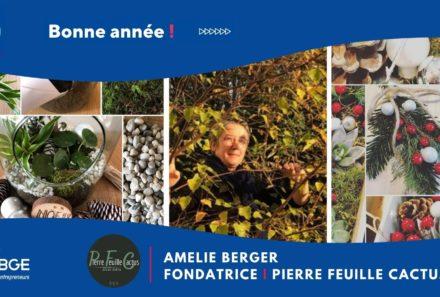 Amélie BERGER   Pierre Feuille Cactus