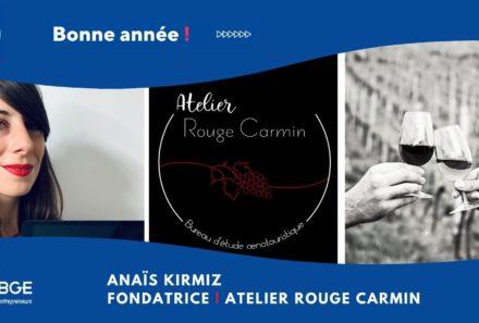 Anaïs KIRMIZ   Atelier Rouge Carmin