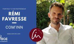 Rémi FAVRESSE | Com'Inn