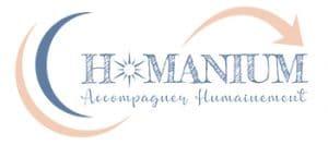Homanium logo, Accompagnement de professionnels à Angers
