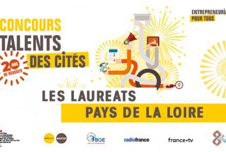 Lauréats Régionaux de Talents des Cités 2021 !